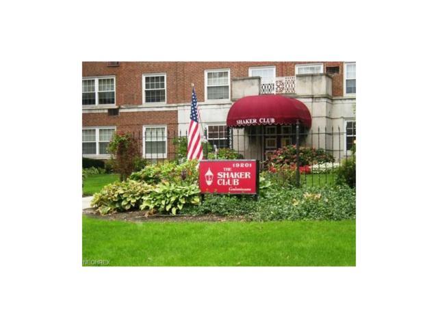 19201 Van Aken Blvd #104, Shaker Heights, OH 44122 (MLS #3904564) :: The Crockett Team, Howard Hanna