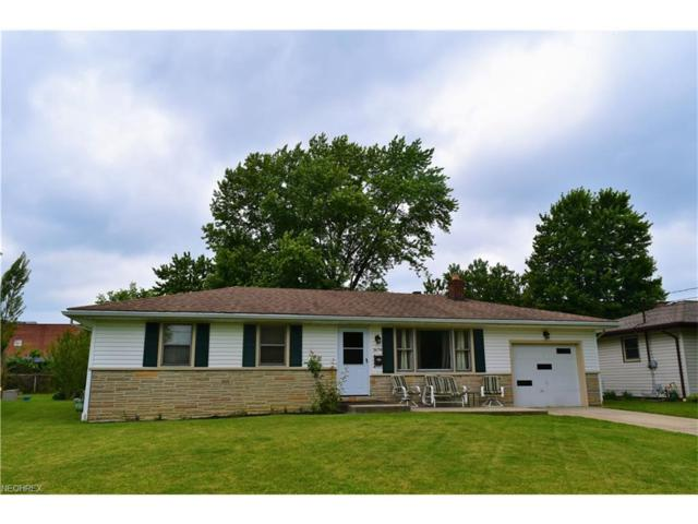 1674 Laurie Dr, Austintown, OH 44511 (MLS #3907952) :: RE/MAX Valley Real Estate