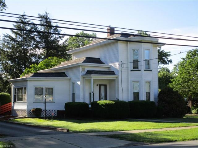 265 S Main St, Andover, OH 44003 (MLS #3913065) :: Tammy Grogan and Associates at Cutler Real Estate