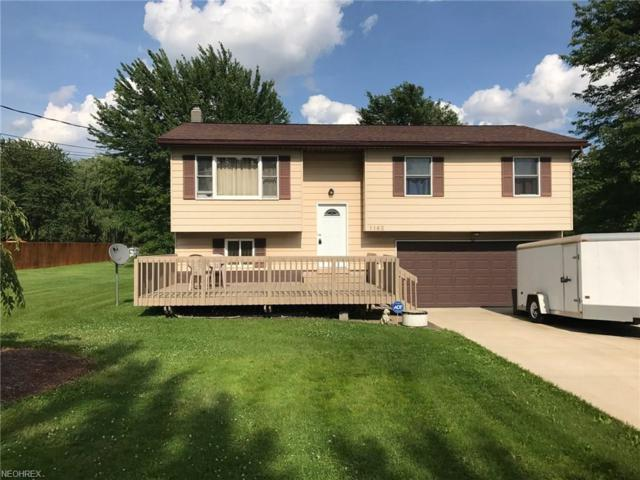 1163 N Four Mile Run Rd, Austintown, OH 44515 (MLS #3914724) :: RE/MAX Valley Real Estate