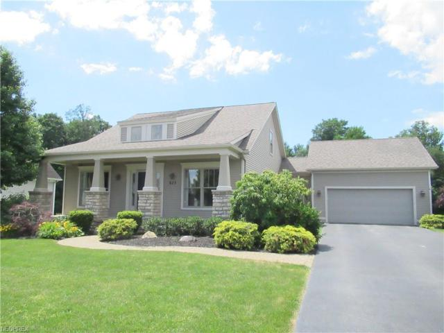 825 Danbury Way, Columbiana, OH 44408 (MLS #3915026) :: RE/MAX Valley Real Estate
