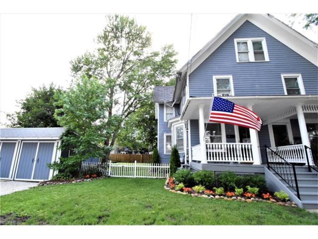119 S Vine St, Medina, OH 44256 (MLS #3915054) :: RE/MAX Valley Real Estate