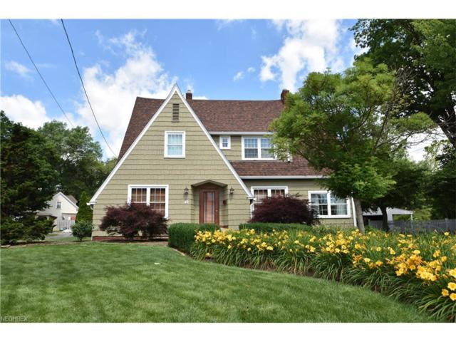 46 College, Poland, OH 44514 (MLS #3915360) :: RE/MAX Valley Real Estate