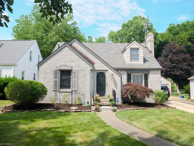 333 32nd St NW, Canton, OH 44709 (MLS #3915809) :: Keller Williams Legacy Group Realty