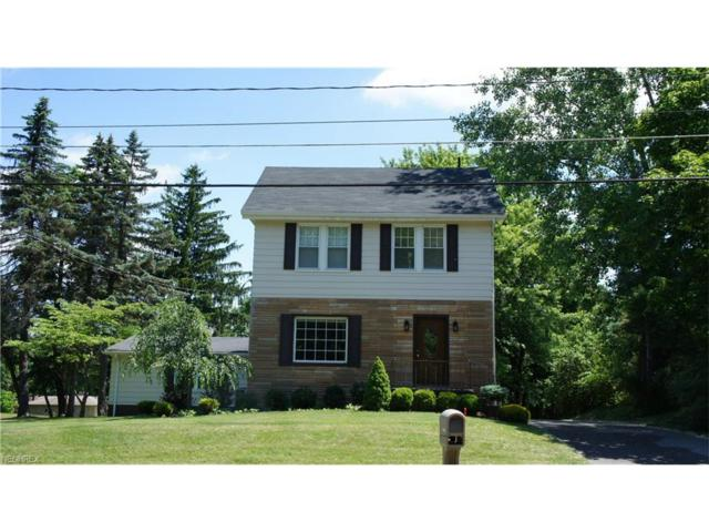 7593 Youngstown Pittsburgh Rd, Poland, OH 44514 (MLS #3915811) :: RE/MAX Valley Real Estate