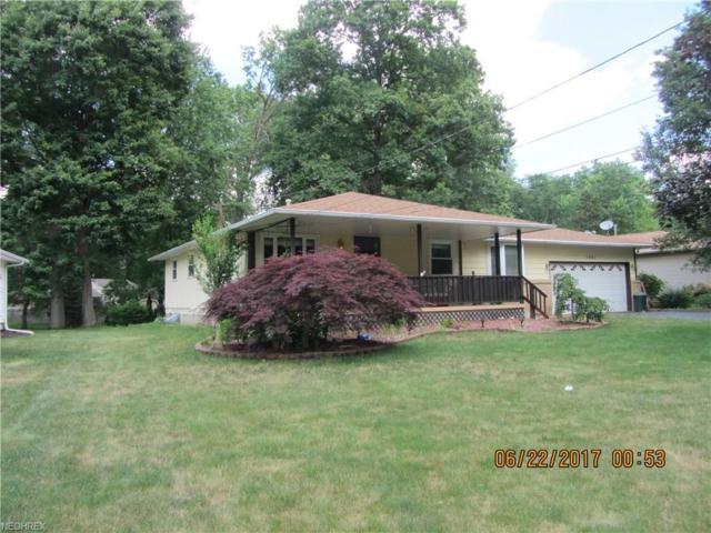 7841 Brookwood Dr, Warren, OH 44484 (MLS #3915978) :: RE/MAX Valley Real Estate