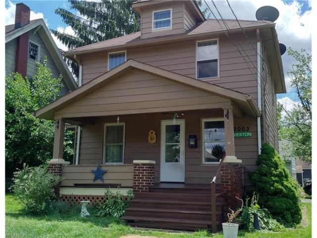 2003 Weston Ave, Youngstown, OH 44514 (MLS #3916126) :: RE/MAX Valley Real Estate