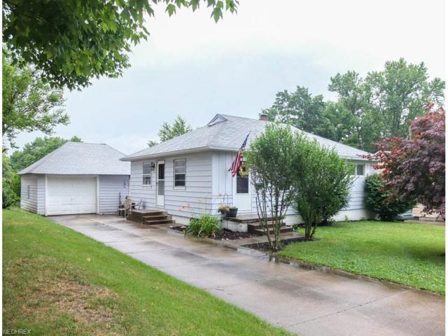 1437 Maple St, Barberton, OH 44203 (MLS #3916370) :: Keller Williams Legacy Group Realty