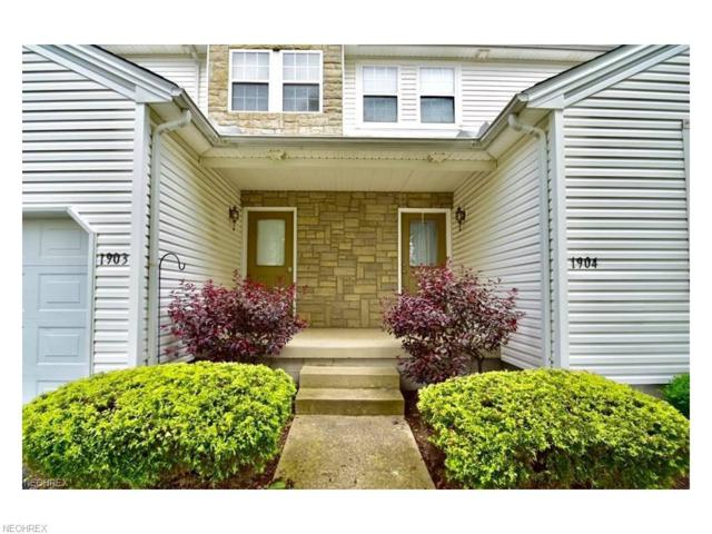 601 E Western Reserve Rd #1903, Poland, OH 44514 (MLS #3916526) :: RE/MAX Valley Real Estate