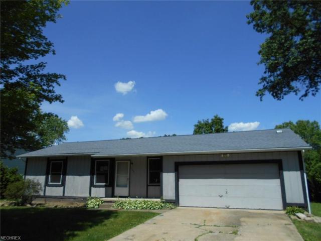 1021 Milton Blvd, Newton Falls, OH 44444 (MLS #3916617) :: RE/MAX Valley Real Estate