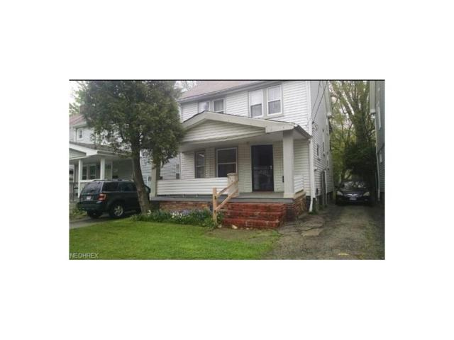 873 E 143rd St, Cleveland, OH 44110 (MLS #3916885) :: RE/MAX Valley Real Estate