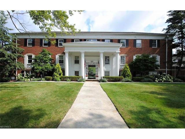 19901 Van Aken Blvd #105, Shaker Heights, OH 44122 (MLS #3923533) :: The Crockett Team, Howard Hanna