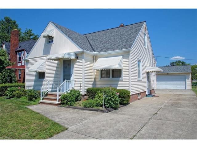 1445 Eastwood Ave, Mayfield Heights, OH 44124 (MLS #3924168) :: The Crockett Team, Howard Hanna