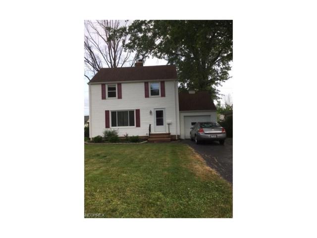 5016 Anderson Rd, Lyndhurst, OH 44124 (MLS #3925143) :: The Crockett Team, Howard Hanna