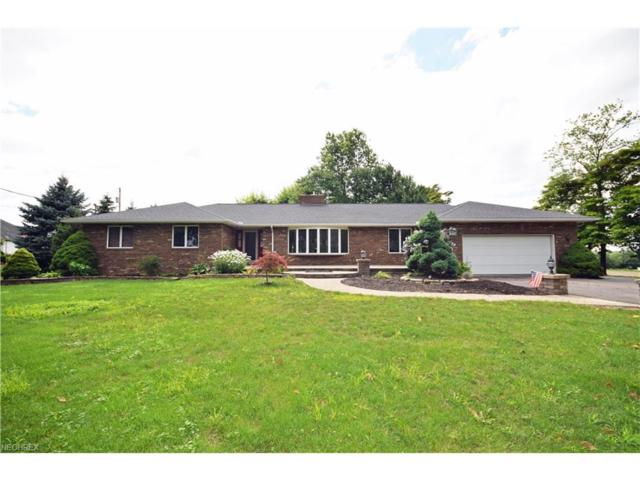 4711 Manchester Ave NW, North Lawrence, OH 44666 (MLS #3926309) :: Keller Williams Chervenic Realty
