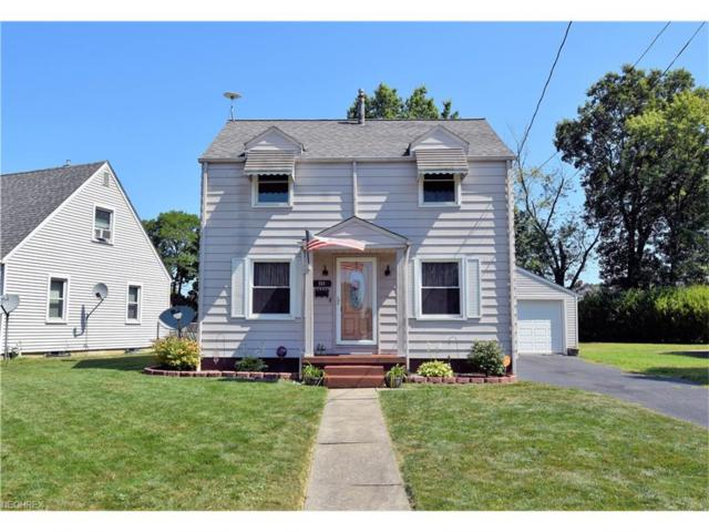 804 Frederick St, Niles, OH 44446 (MLS #3931865) :: RE/MAX Valley Real Estate