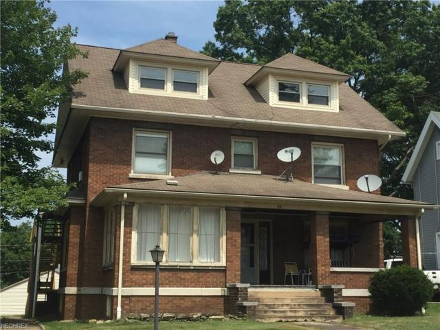 28 Duquesne St, Columbiana, OH 44408 (MLS #3932060) :: RE/MAX Valley Real Estate