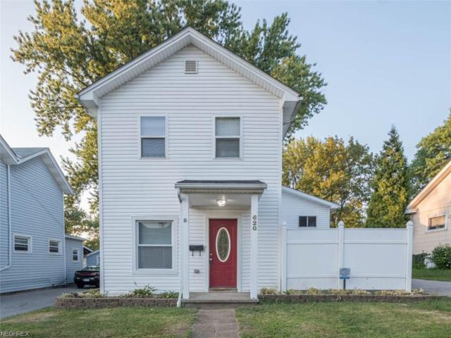 620 E 6th St, Salem, OH 44460 (MLS #3933046) :: RE/MAX Valley Real Estate