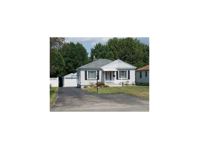 94 Woodrow Ave, Youngstown, OH 44512 (MLS #3933109) :: RE/MAX Valley Real Estate