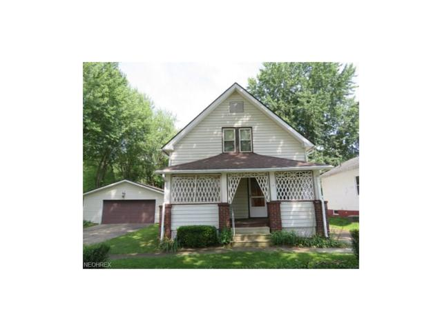 219 Kendall, Newton Falls, OH 44444 (MLS #3933330) :: RE/MAX Valley Real Estate