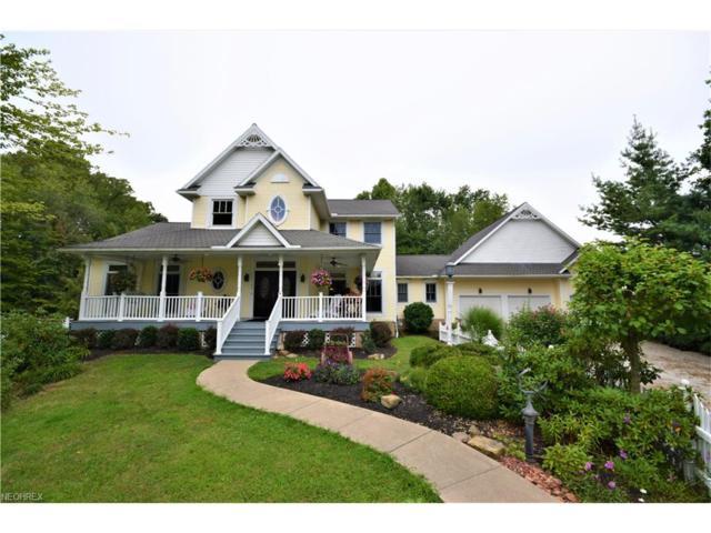 1145 Northeast Ave, Tallmadge, OH 44278 (MLS #3936942) :: Keller Williams Chervenic Realty