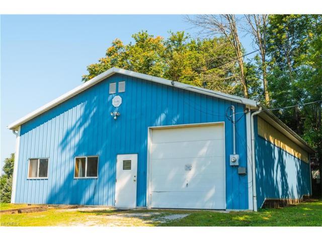 413 N Water St, Loudonville, OH 44842 (MLS #3938307) :: Keller Williams Chervenic Realty