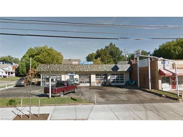 13132 Lorain Ave, Cleveland, OH 44111 (MLS #3940275) :: The Crockett Team, Howard Hanna