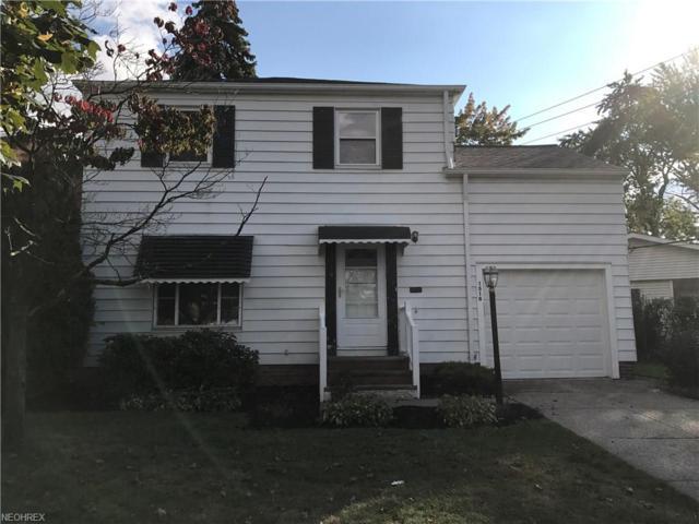 1518 Roselawn Rd, Mayfield Heights, OH 44124 (MLS #3941228) :: The Crockett Team, Howard Hanna