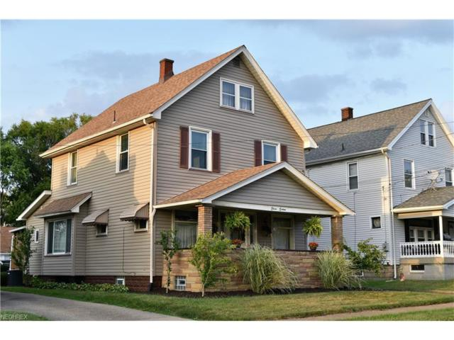 1116 Mason St, Niles, OH 44446 (MLS #3942207) :: RE/MAX Valley Real Estate
