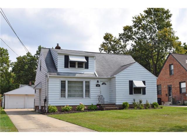 1655 Edgefield Rd, Lyndhurst, OH 44124 (MLS #3942892) :: The Crockett Team, Howard Hanna