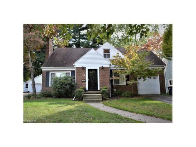 276 Sundale Rd, Akron, OH 44313 (MLS #3942911) :: The Crockett Team, Howard Hanna