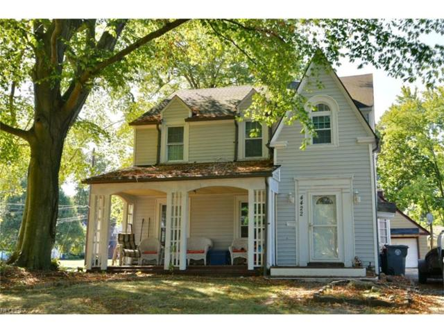 4422 Rush Blvd, Youngstown, OH 44512 (MLS #3943397) :: RE/MAX Valley Real Estate
