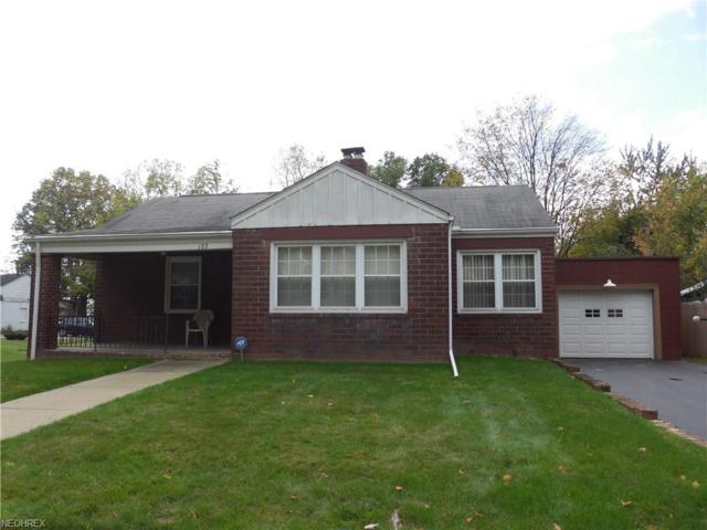 127 Union St, Columbiana, OH 44408 (MLS #3944632) :: RE/MAX Valley Real Estate