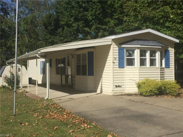 1229 Columbiana Lisbon Rd #24, Columbiana, OH 44408 (MLS #3945292) :: RE/MAX Valley Real Estate