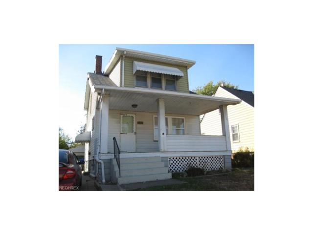 4622 E 88th St, Garfield Heights, OH 44125 (MLS #3946369) :: The Crockett Team, Howard Hanna