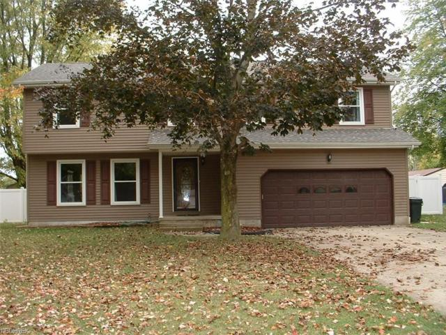 2610 Vollmer Dr, Austintown, OH 44511 (MLS #3947239) :: RE/MAX Valley Real Estate