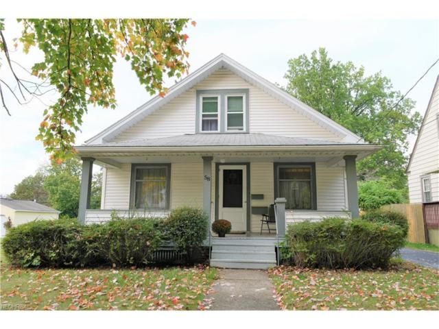 58 E Woodland Ave, Columbiana, OH 44408 (MLS #3947766) :: RE/MAX Valley Real Estate
