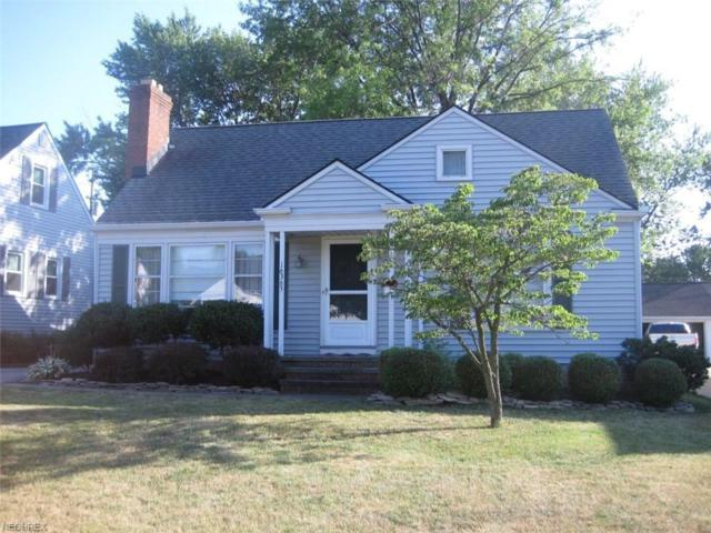 16365 Barriemore Ave, Middleburg Heights, OH 44130 (MLS #3948098) :: Keller Williams Chervenic Realty