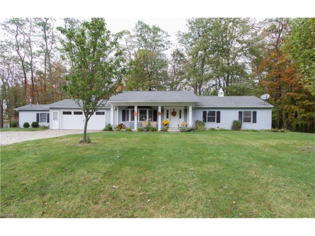 54 Ledge Rd, Hinckley, OH 44233 (MLS #3948760) :: Tammy Grogan and Associates at Cutler Real Estate