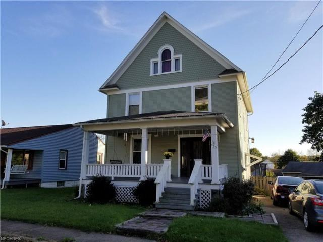 435 W Martin St, East Palestine, OH 44413 (MLS #3949356) :: RE/MAX Valley Real Estate