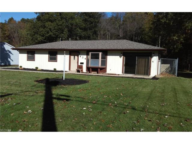 424 Flagler Ln, Boardman, OH 44511 (MLS #3949431) :: RE/MAX Valley Real Estate