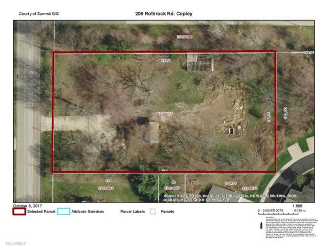 209-V/L Rothrock Rd, Copley, OH 44321 (MLS #3949942) :: Tammy Grogan and Associates at Cutler Real Estate