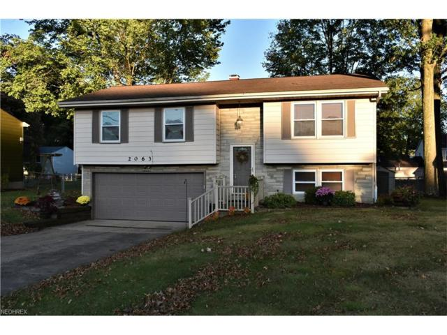 2063 Woodland Trace, Youngstown, OH 44515 (MLS #3950053) :: RE/MAX Valley Real Estate