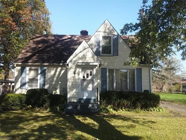 1416 Bradford St NW, Warren, OH 44485 (MLS #3950098) :: RE/MAX Valley Real Estate