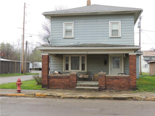 727 W 1st St, Uhrichsville, OH 44683 (MLS #3950592) :: Tammy Grogan and Associates at Cutler Real Estate