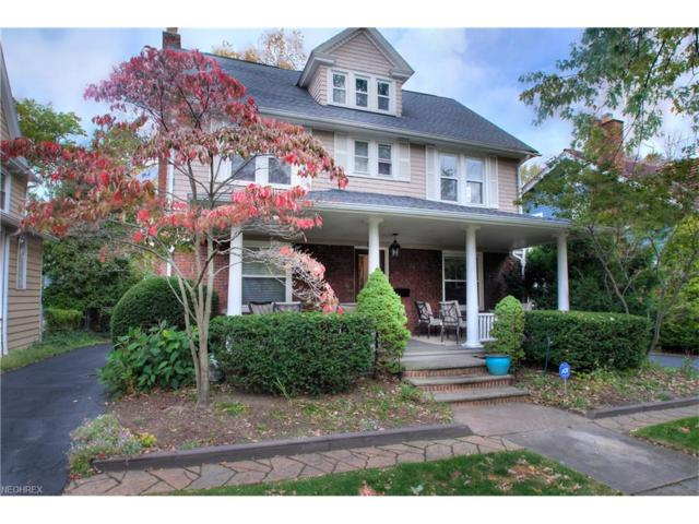 2949 Hampshire Rd, Cleveland Heights, OH 44118 (MLS #3951622) :: The Crockett Team, Howard Hanna