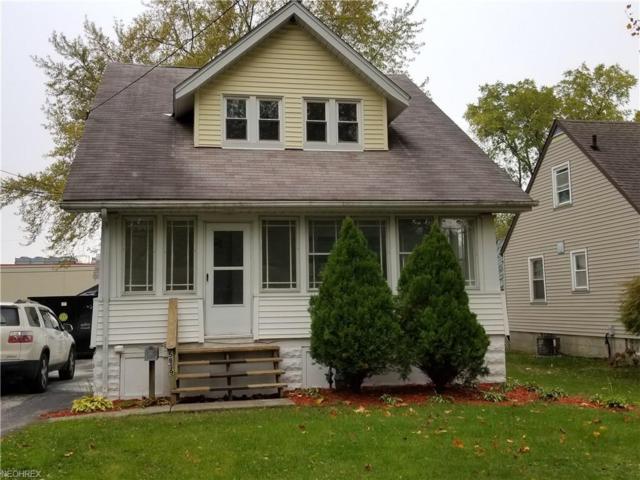 5819 Granger Rd, Ashtabula, OH 44004 (MLS #3953312) :: Tammy Grogan and Associates at Cutler Real Estate
