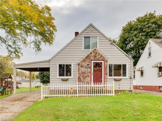 1642 Warrick Pl NE, Canton, OH 44714 (MLS #3953948) :: Tammy Grogan and Associates at Cutler Real Estate