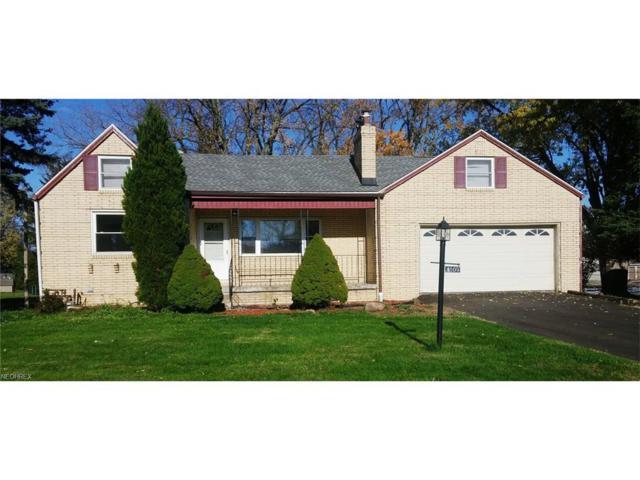 4509 Ellen Cir NW, Canton, OH 44718 (MLS #3955512) :: Tammy Grogan and Associates at Cutler Real Estate