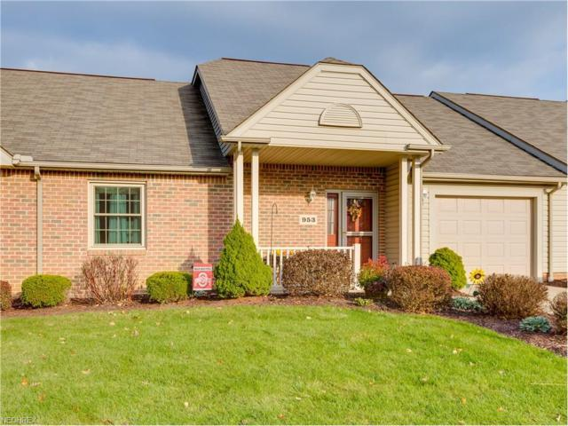 953 Amundsen Dr, Canal Fulton, OH 44614 (MLS #3956742) :: RE/MAX Edge Realty
